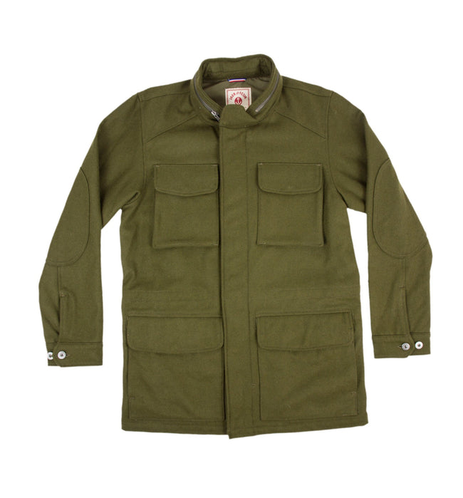 Barracks Jacket - Outerwear - Iron and Resin