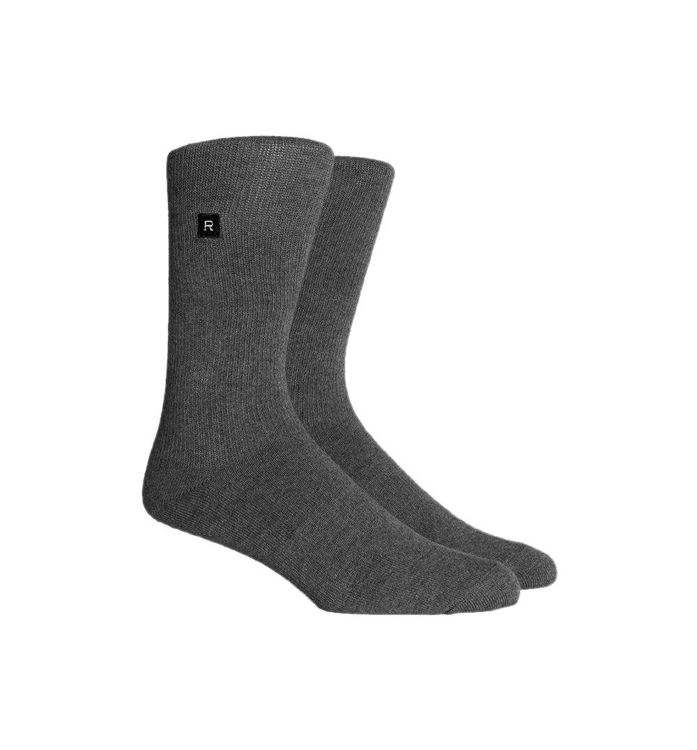 Richer Poorer Base, Charcoal - Socks/Underwear - Iron and Resin