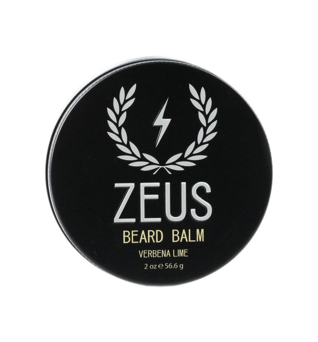 Zeus Beard Balm, Verbena Lime 2oz - Grooming: Skin - Iron and Resin