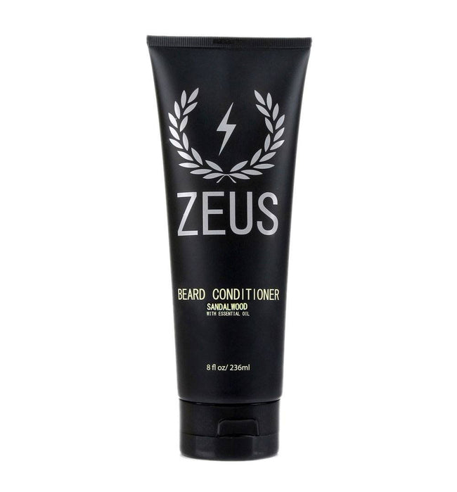 Zeus Beard Conditioner, Sandalwood 8oz - Grooming: Hair - Iron and Resin