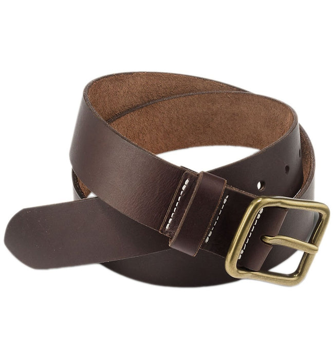 Red Wing Pioneer Leather Belt - Accessories: Belts - Iron and Resin