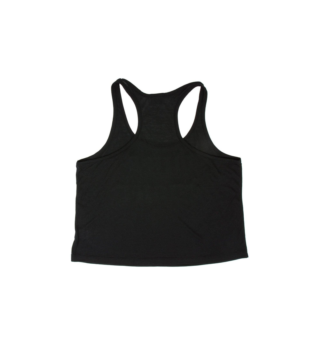 Womens Bike Night Cropped Racer Tank - Tops - Iron and Resin