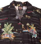 Vintage Blk Button Up Harley Davidson Shirt - Vintage - Iron and Resin
