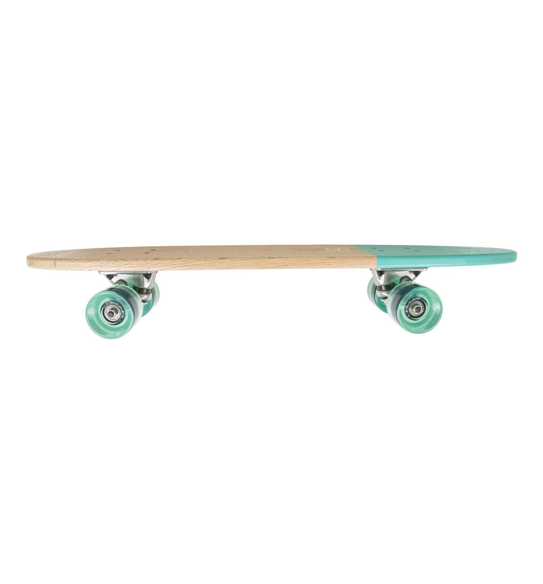 World's Greatest Skateboard- Dipped- Teal - Skate - Iron and Resin