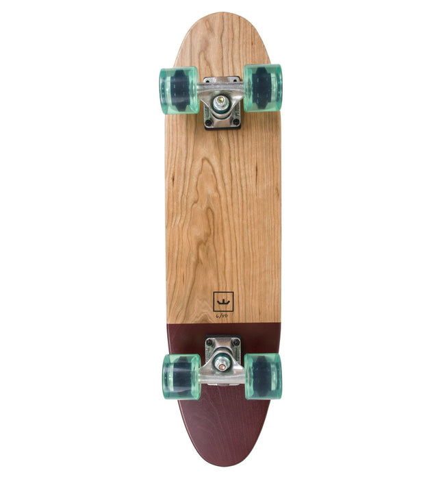 World Greatest Skateboard- Dipped- Maroon - Skate - Iron and Resin