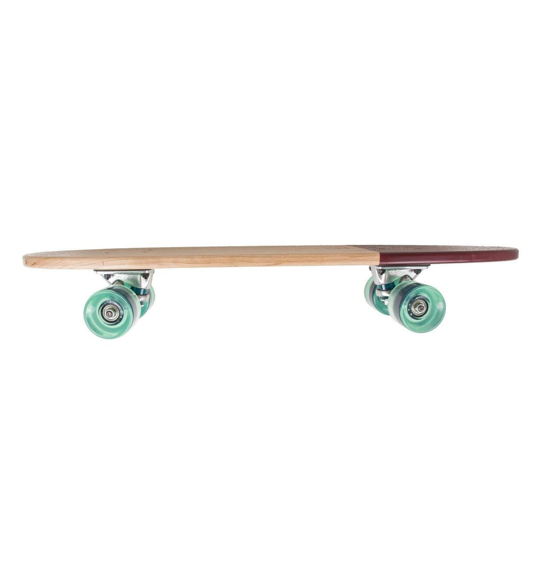 World's Greatest Skateboard- Dipped- Maroon - Skate - Iron and Resin