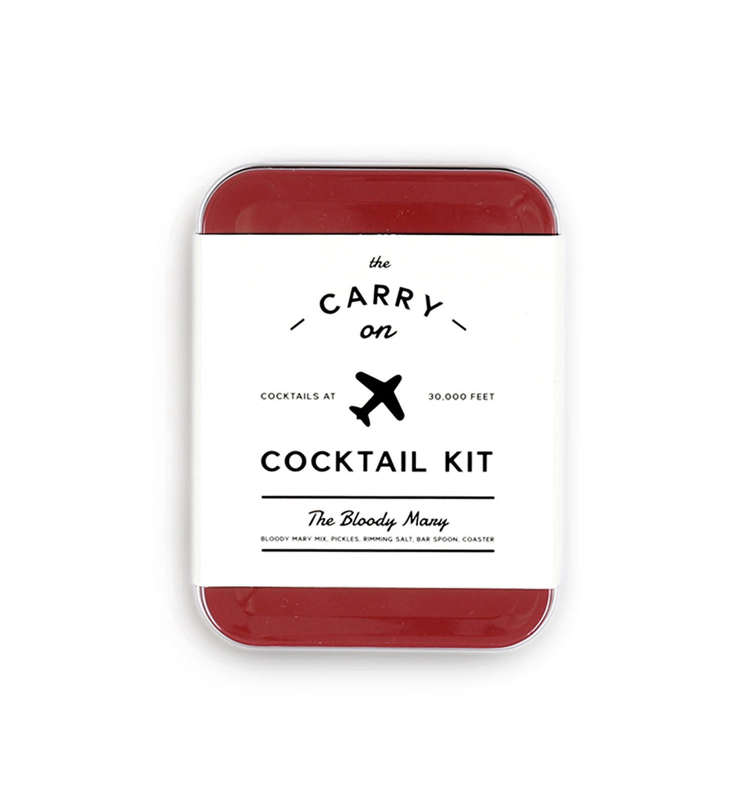 The Bloody Mary Carry On Cocktail Kit - Kitchen/Bar - Iron and Resin