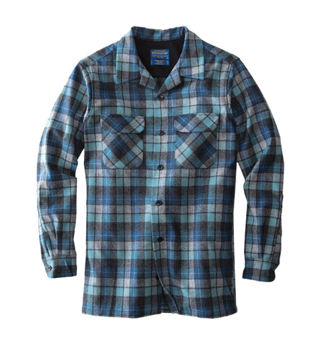 Pendleton Woolen Mills The Original Board Shirt - Tops - Iron and Resin