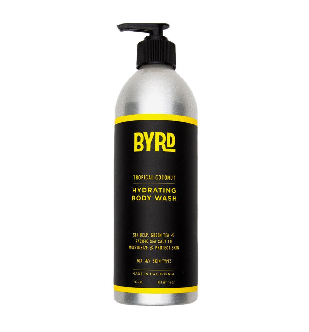 Byrd Body Wash 16oz - Grooming: Skin - Iron and Resin