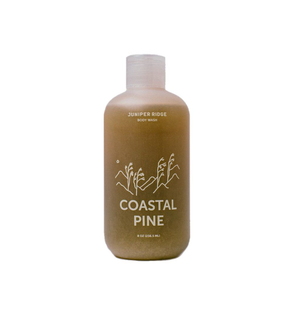 Juniper Ridge Body Wash - Coastal Pine - 8oz - Home Essentials - Iron and Resin