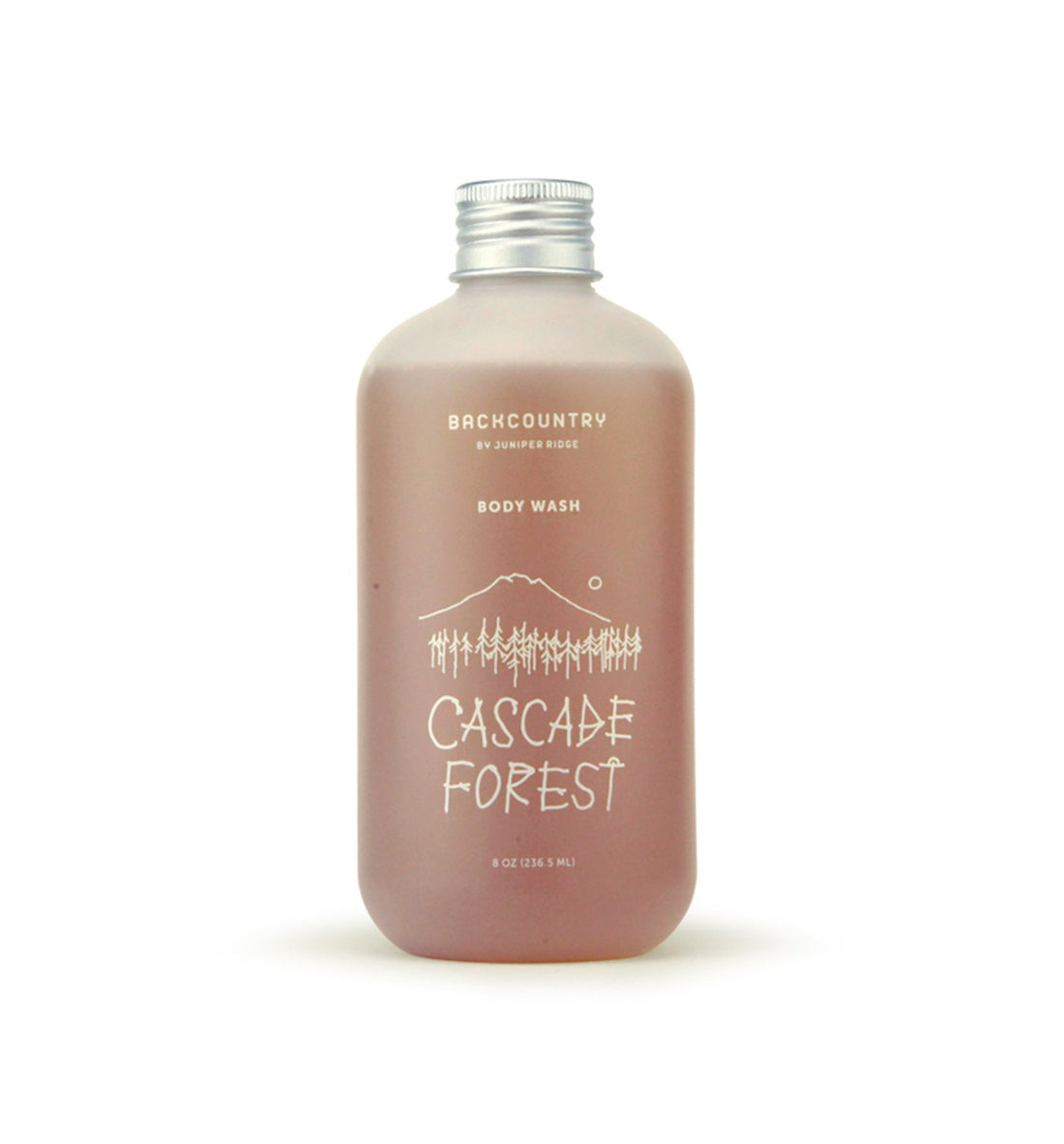 Juniper Ridge Backcountry Body Wash, Cascade Forest - Grooming - Iron and Resin