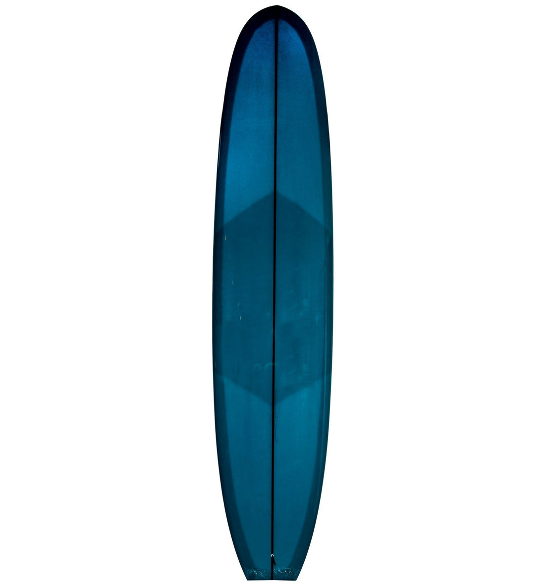 "Christenson Surfboards Bonneville - Blue Tint - 9'6"" - Surf - Iron and Resin"
