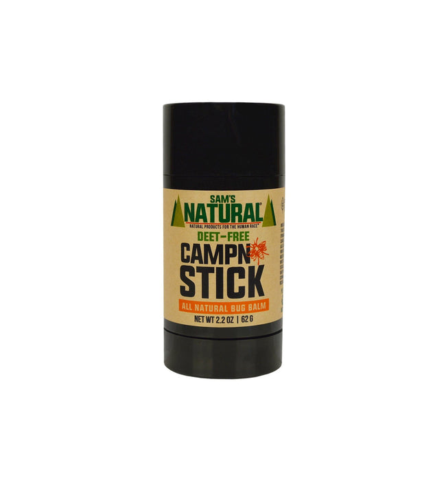 Sam's Natural Campn Stick - Grooming - Iron and Resin