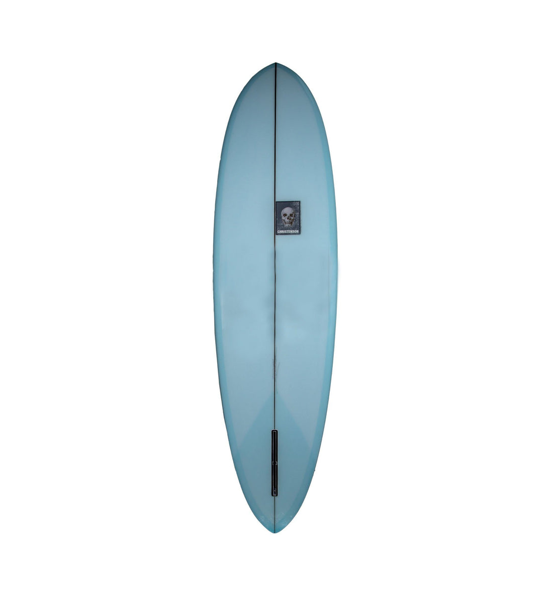 "Christenson Surfboards C-Bucket - Aqua Tint - 7'0"" - Surf - Iron and Resin"