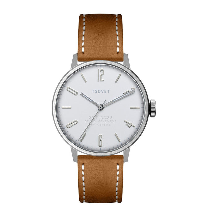 Tsovet SVT-CN38 - Watches - Iron and Resin