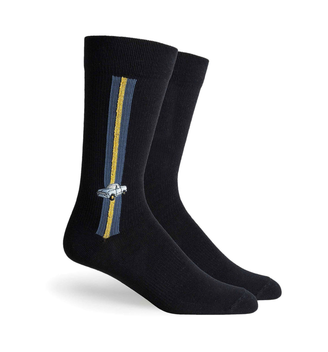 Richer Poorer Inc Camino Sock - Black - Socks/Underwear - Iron and Resin