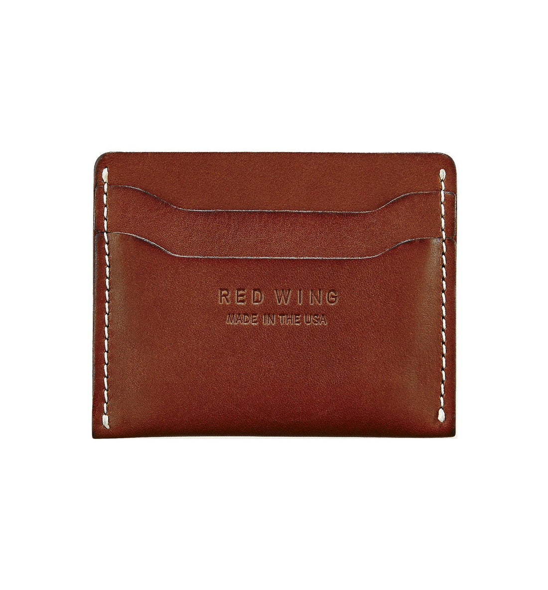 Red Wing Card Holder - Carry Essentials - Iron and Resin