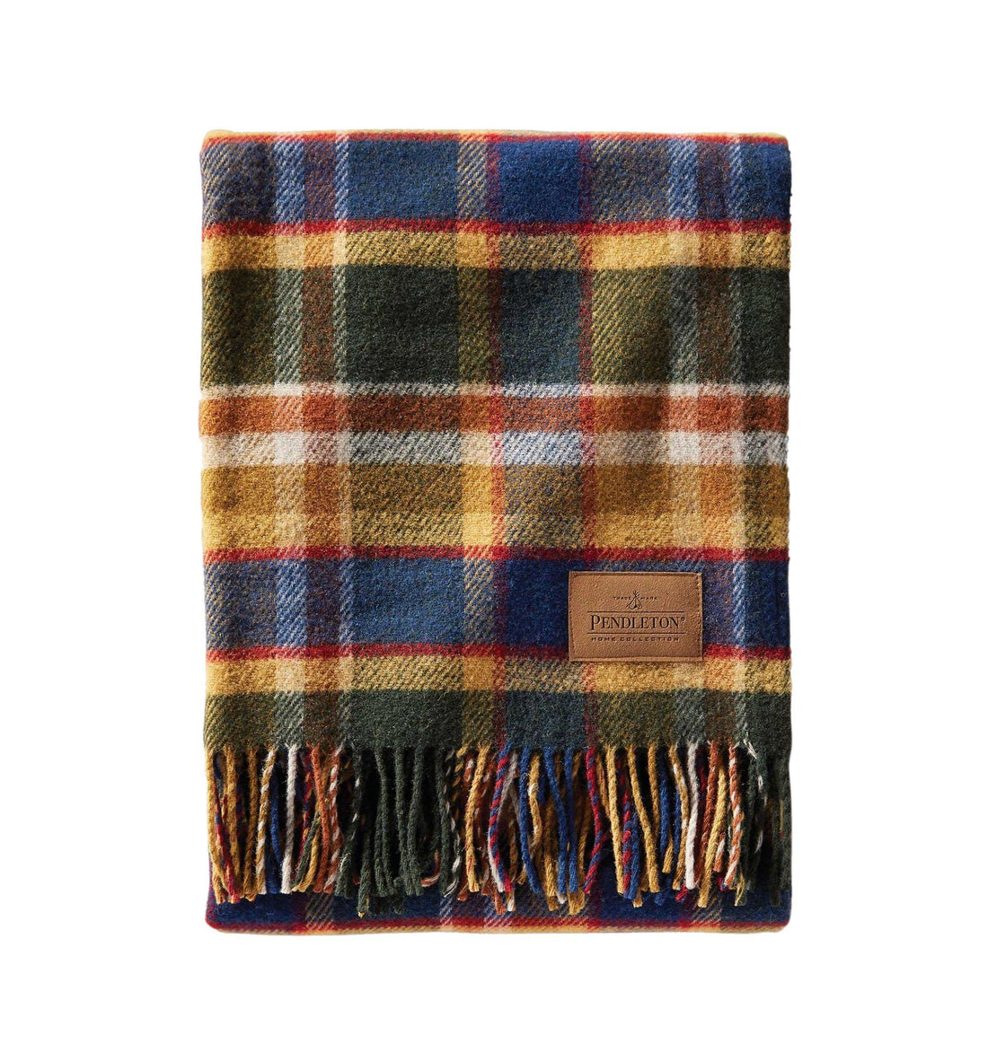 Pendleton Woolen Mills Carry Along Motor Robe Blanket - Badlands - Outdoor Living/Travel - Iron and Resin