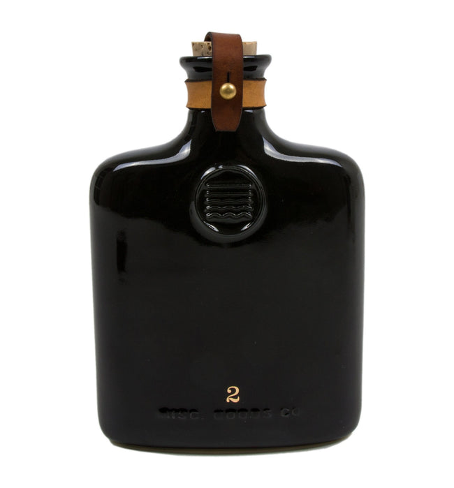 Misc Goods Co. Ceramic Flask - Houseware: Flasks - Iron and Resin