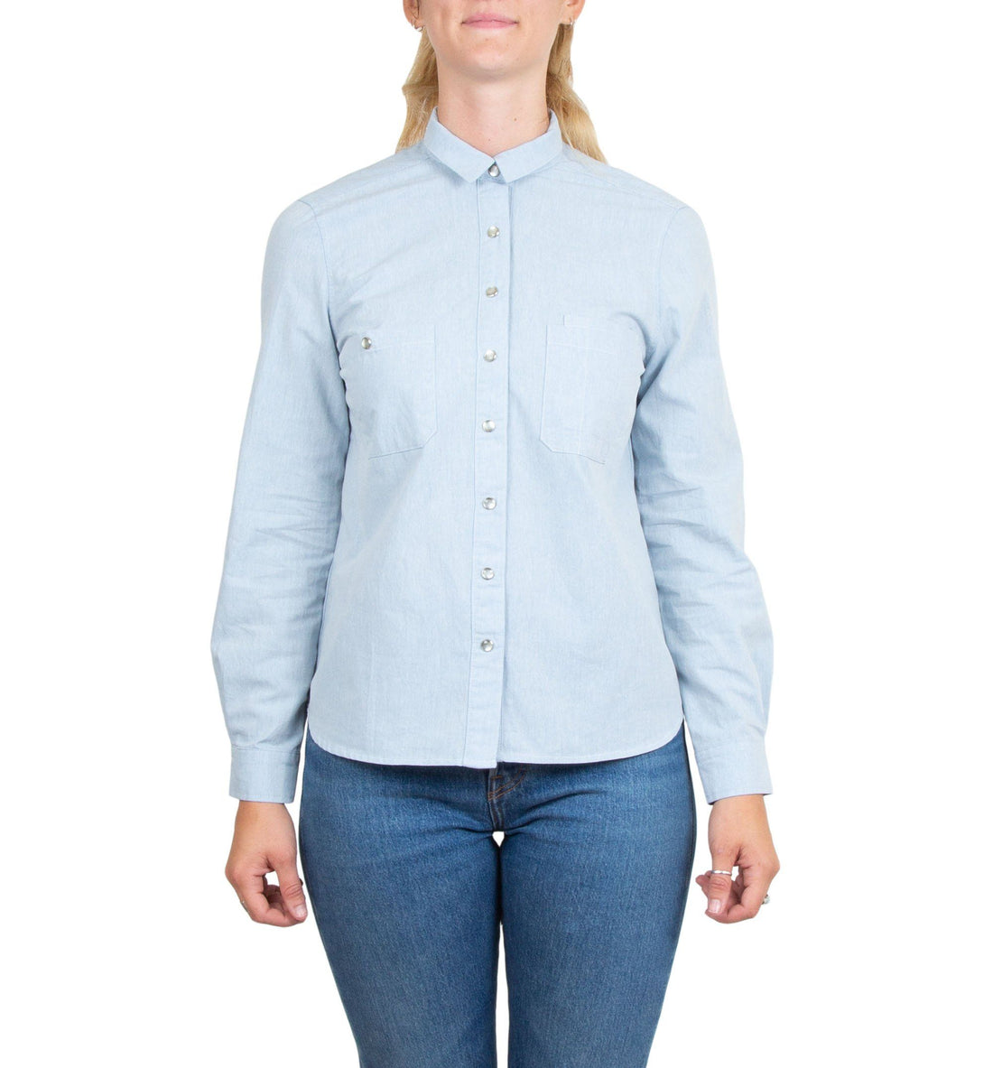 Women's Field Shirt - Tops - Iron and Resin