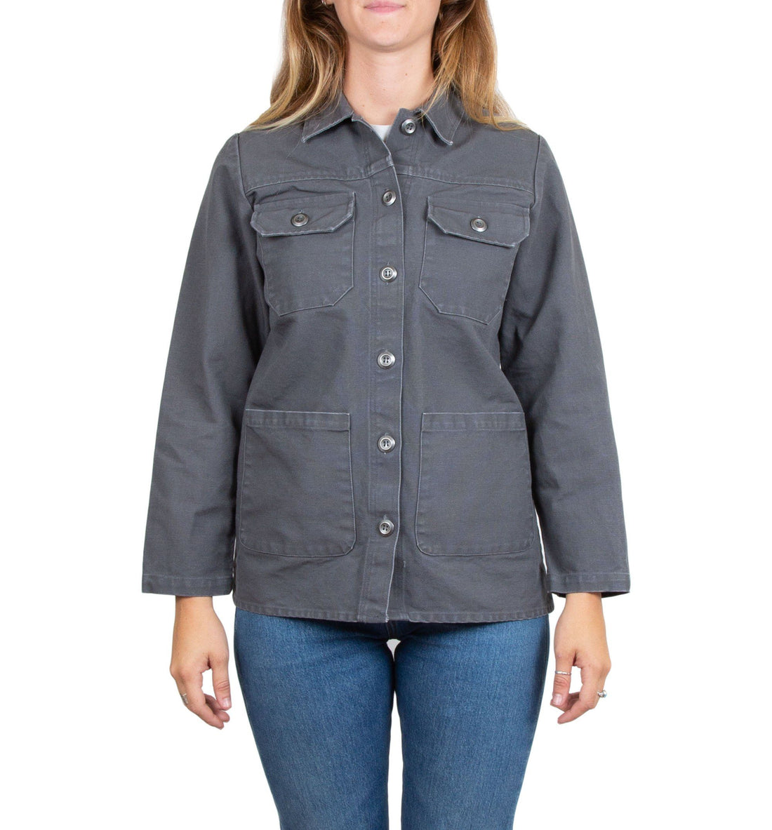 Women's Ranch Coat - Outerwear - Iron and Resin