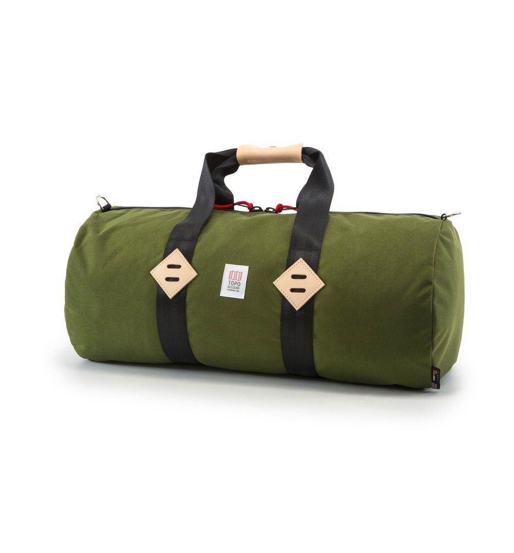 Topo Designs Classic Duffel - Bags/Luggage - Iron and Resin
