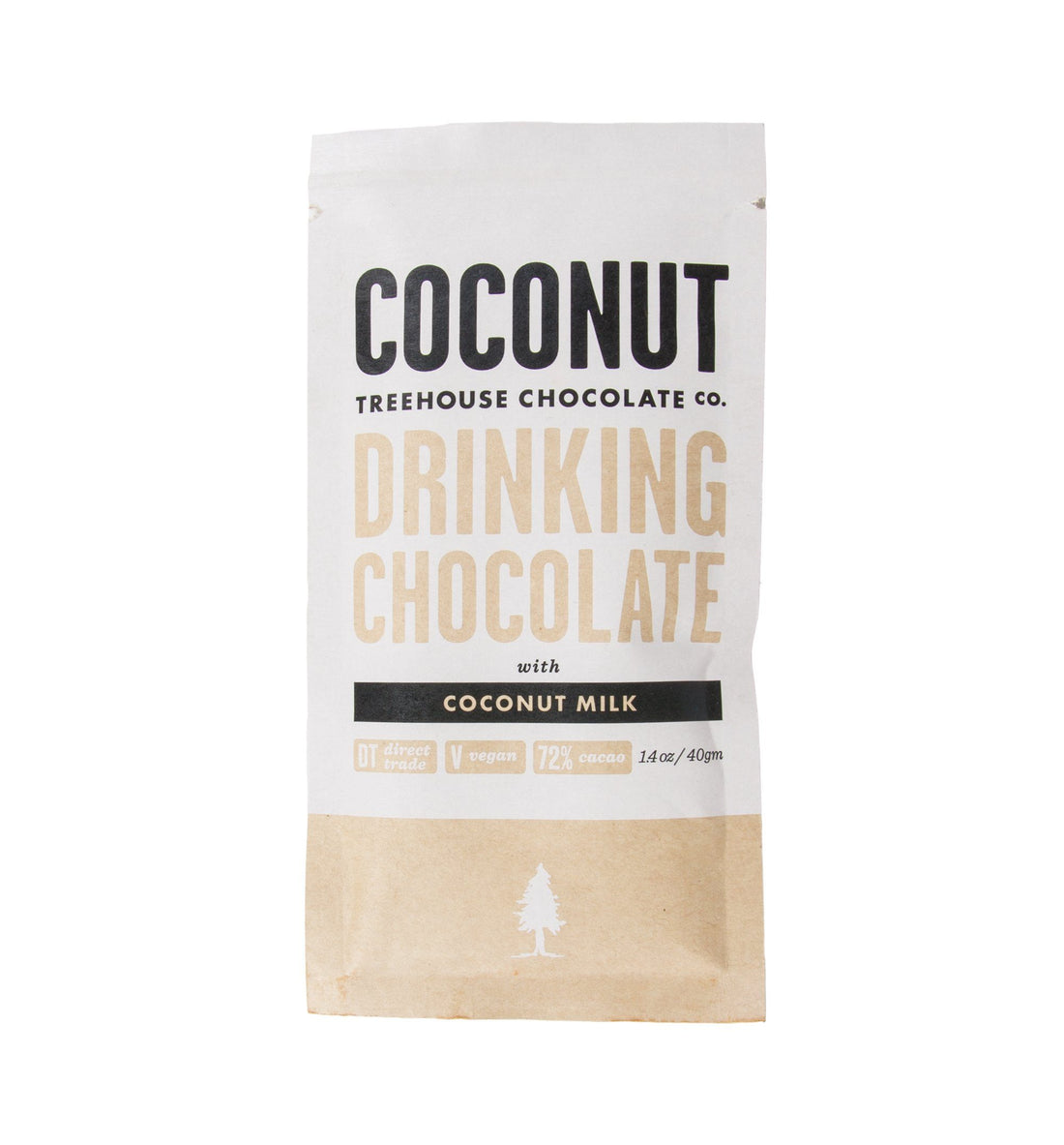 Treehouse Chocolate Co. Coconut – Iron and Resin