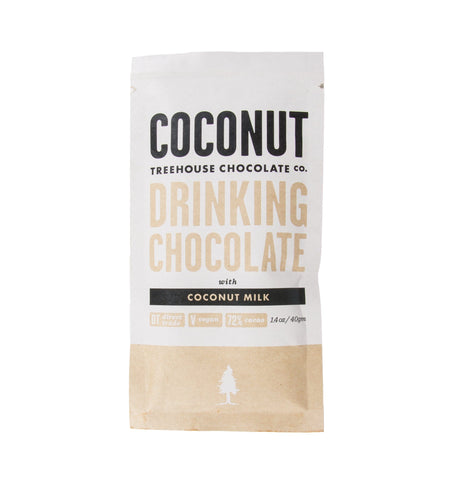 Treehouse Chocolate Co. Coconut - Kitchen/Bar - Iron and Resin