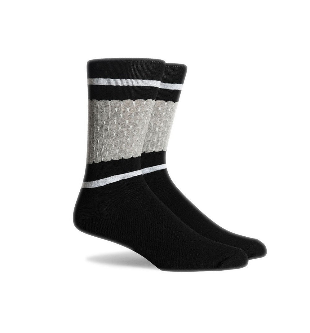 Richer Poorer Core Crew Sock - Socks/Underwear - Iron and Resin