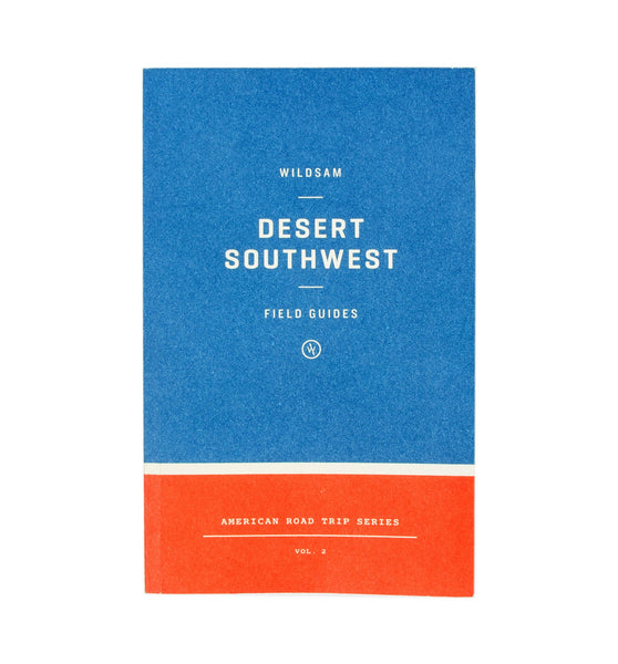 WIldsam Field Guide - Desert Southwest