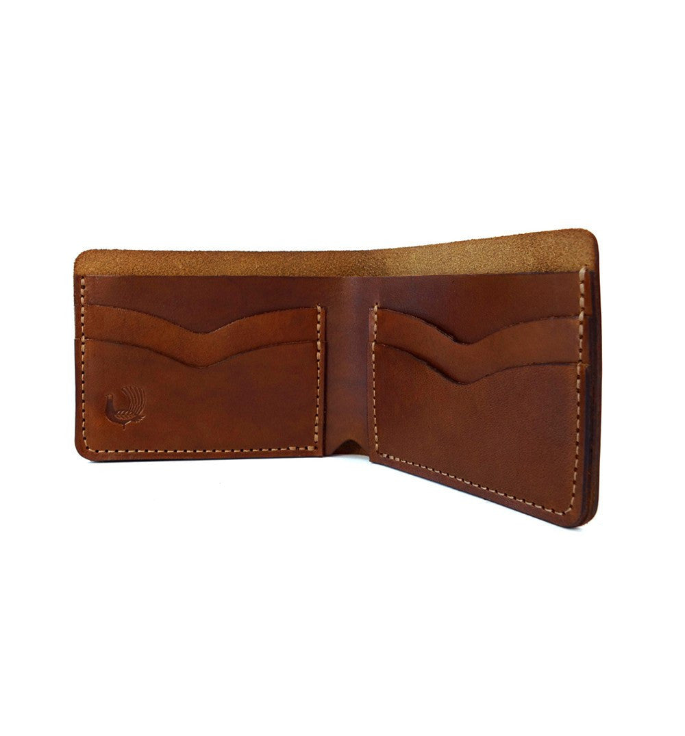Red Clouds Collective Donovan Bifold Wallet - Carry Essentials - Iron and Resin