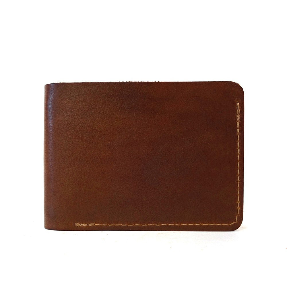 Red Clouds Collective Donovan Bifold Wallet - Accessories: Wallets - Iron and Resin