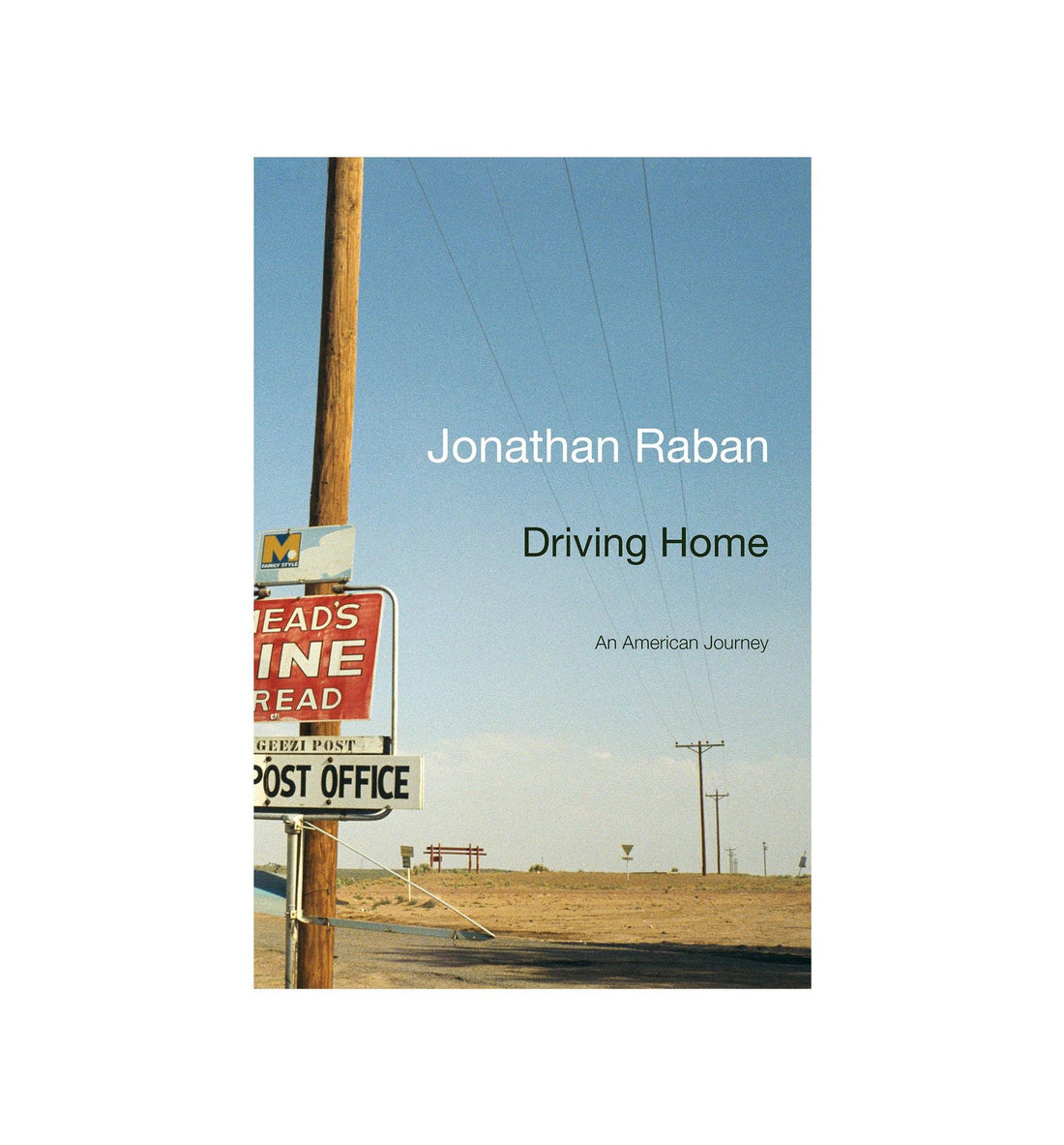 Driving Home - Paperback - Home Essentials - Iron and Resin