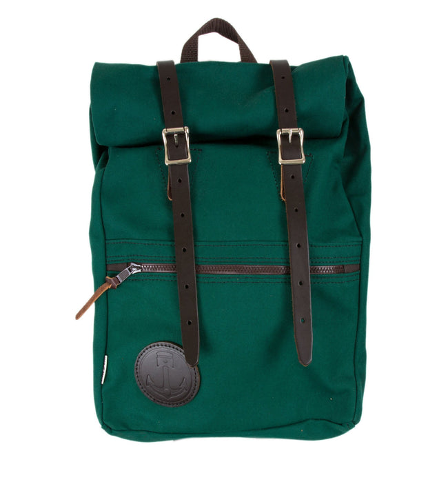 INR x Duluth Scout Rolltop Backpack - Accessories: Bags - Iron and Resin