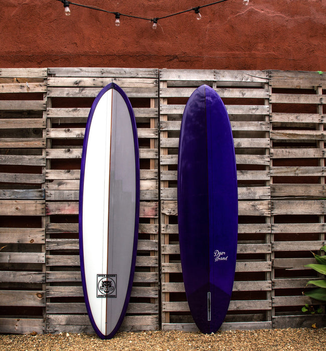 Dyer Brand SeaBee, 7'4 - Surf: Boards - Iron and Resin