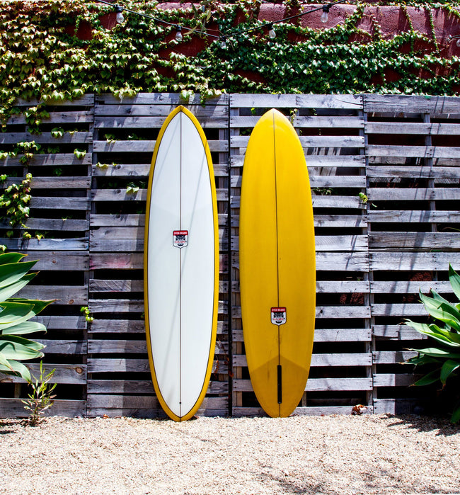 "Dyer Brand Sea Bee, 7' 6"" - Surf - Iron and Resin"