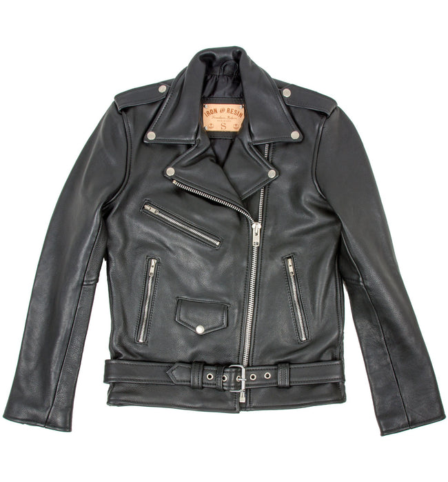 INR x Understated Leather Easy Rider Jacket
