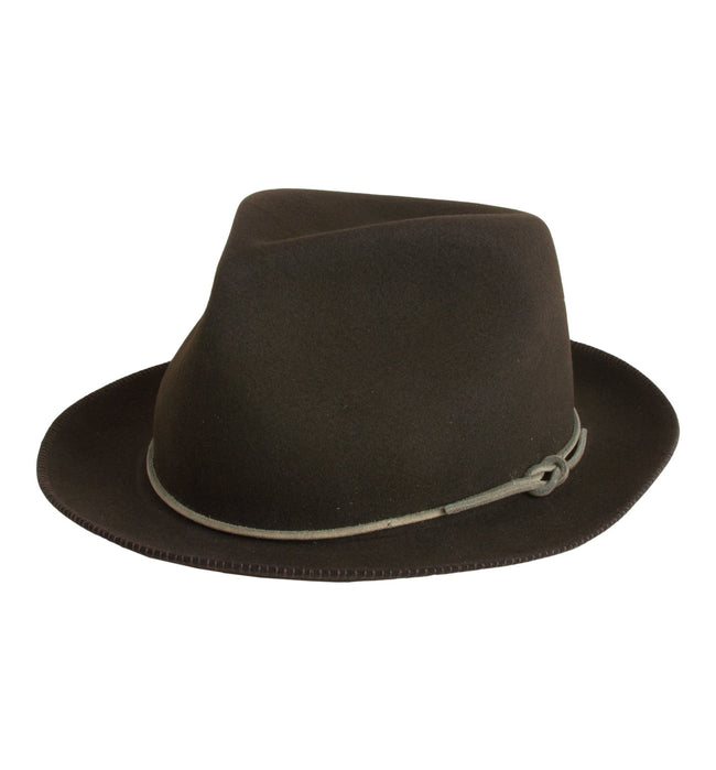 Elwood Hat - Headwear - Iron and Resin