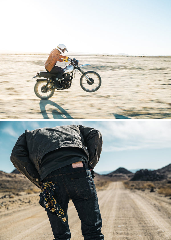 Iron & Resin Enduro Denim Jeans
