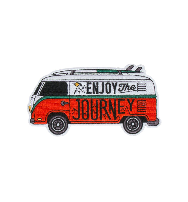 Asilda - Enjoy The Journey Patch - Accessories: Patches - Iron and Resin