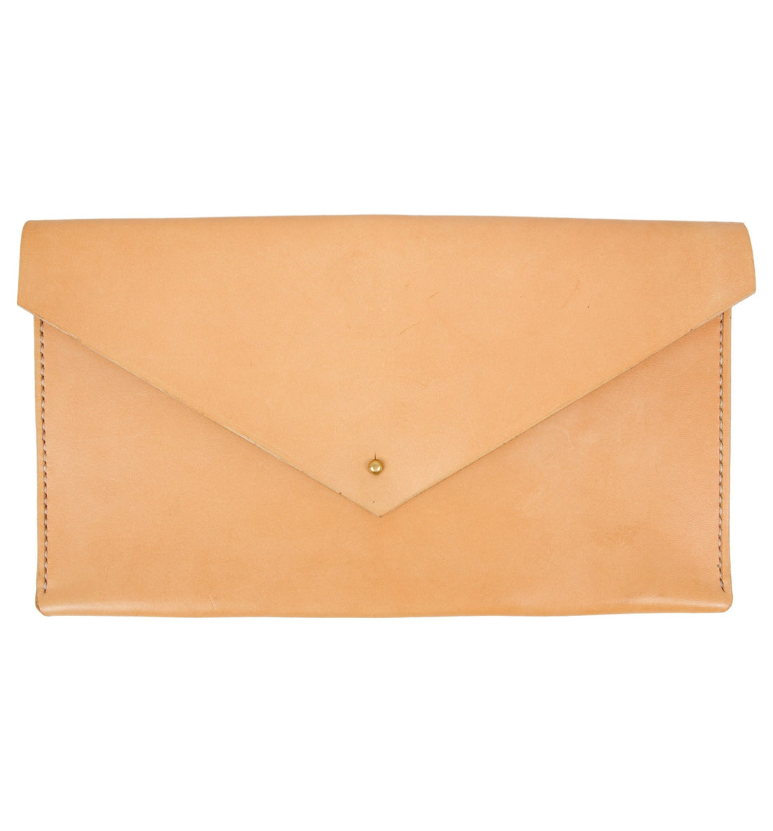 Bolt West Envelope Clutch - Accessories: Wallets - Iron and Resin
