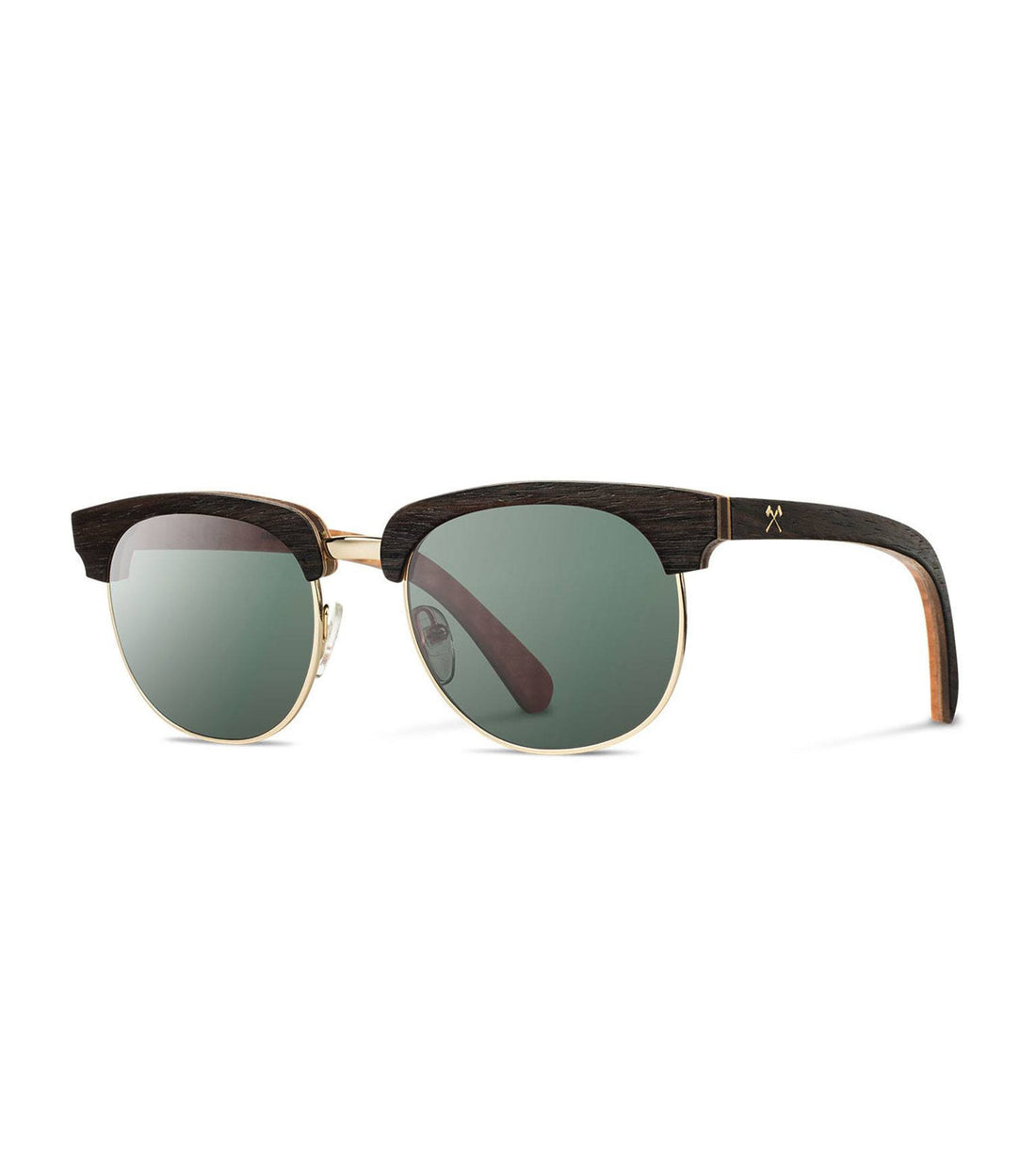 Shwood Eugene - Accessories: Eyewear - Iron and Resin