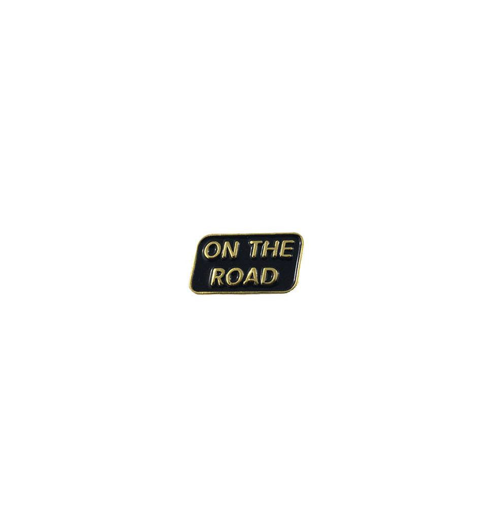 Explorer's Press - On The Road Pin - Stickers/Pins/Patches - Iron and Resin