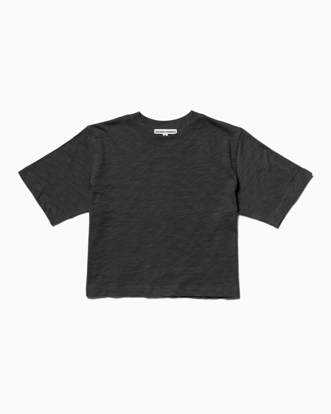 Richer Poorer Inc Grown Up Crop Top - Tops - Iron and Resin