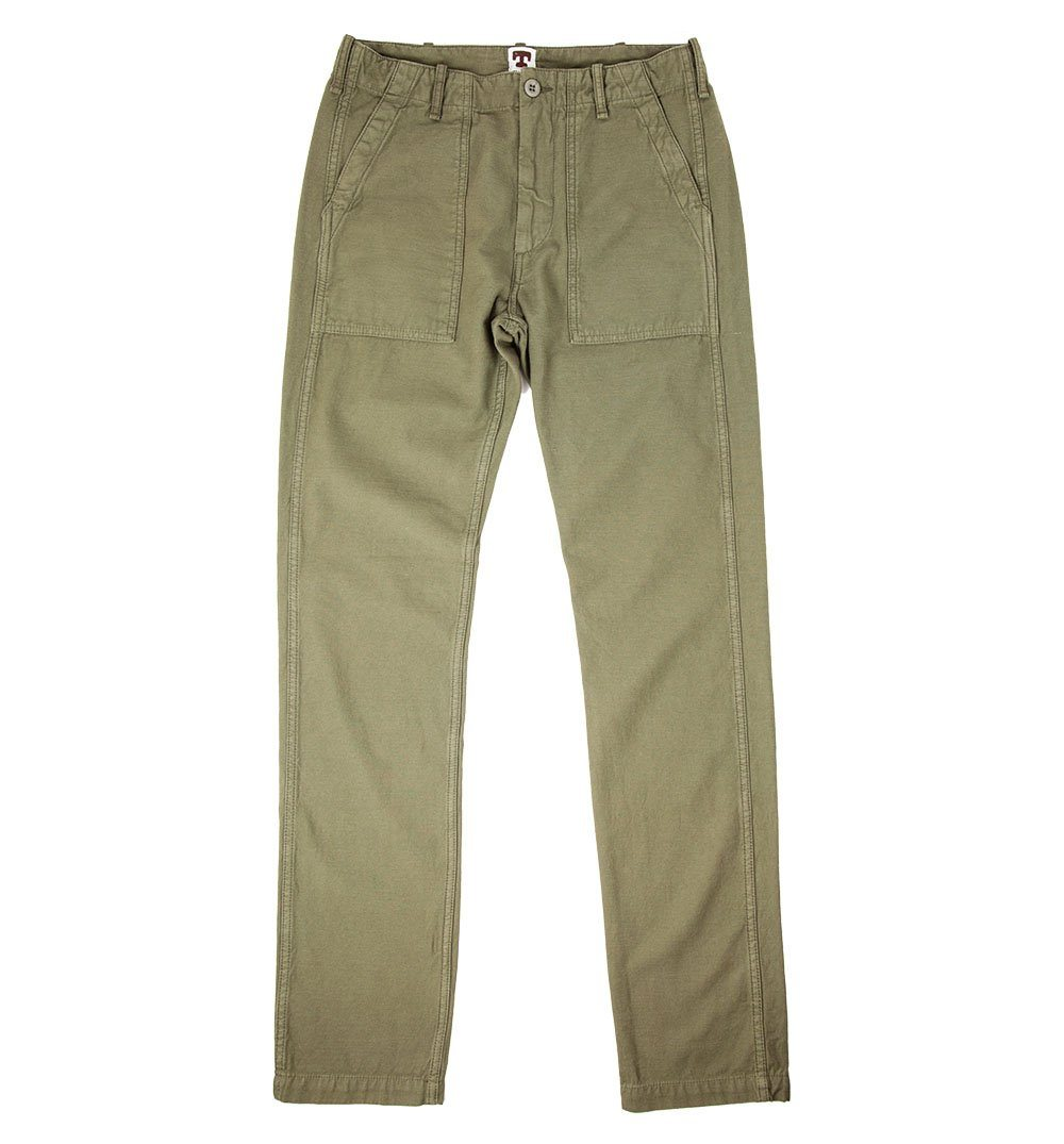Tellason Fatigue Pant - Bottoms - Iron and Resin