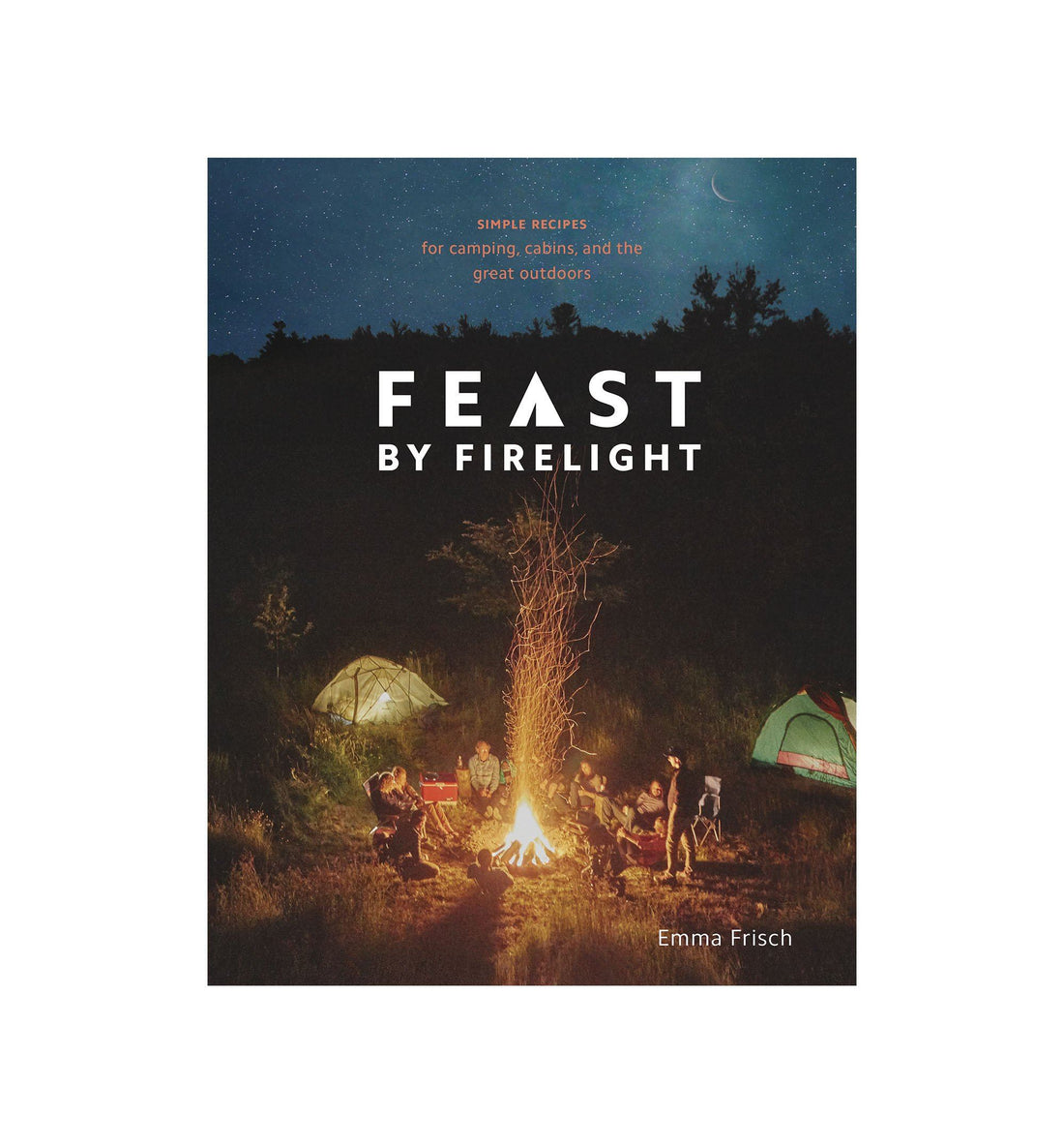 Feast by Firelight - Hardcover - Home Essentials - Iron and Resin