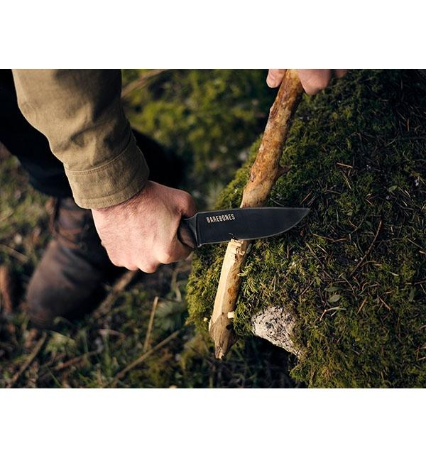 Barebones No. 6 Field Knife - Outdoor Living/Travel - Iron and Resin