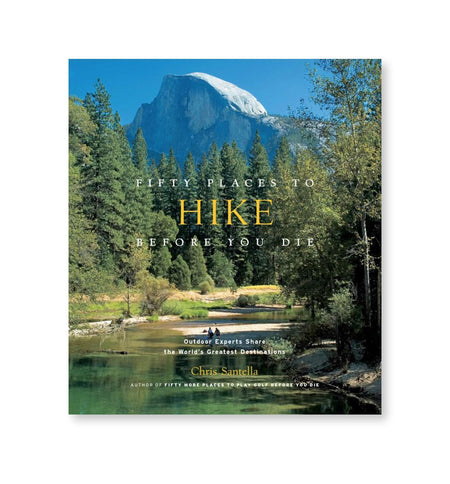 Fifty Places to Hike Before You Die - Home Essentials - Iron and Resin