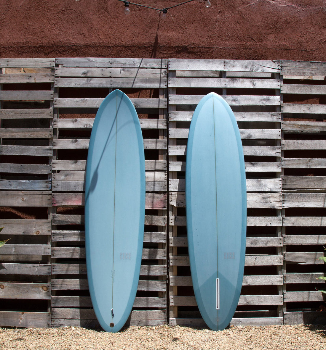 Fineline Surfboards - 7'0 Egg - Surf: Boards - Iron and Resin