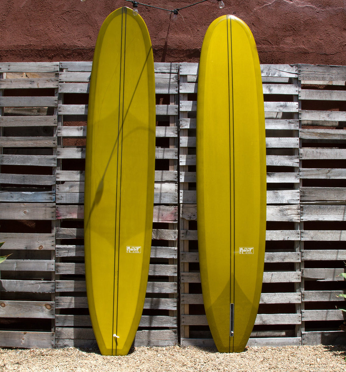 Fineline Surfboards - 9'7 Newt - Surf: Boards - Iron and Resin